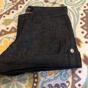 NWOT! Victoria secret London Jean shorts.